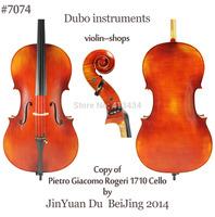 """Copy of Pietro Giacomo Rogeri 1710 4/4 Cello """"All European Wood"""" Best Model"""