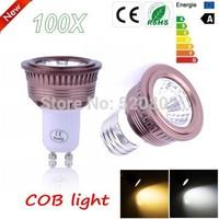 100X  Free Shipping  9W 12W 15W GU10 / E27 / MR16 / E14 / B22 warm /cold  white / Dimmable COB LED Spot Light LED Lamp Epistar