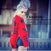 COCO Sweatshirt Sweat homme femme Sweater side zipper for Women/men Sport Pullover sportswear costume