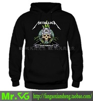 Metallica  Survetement moleton men and women HEAVY metal band products Cotton Sweater rockers  hoodies