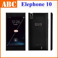 "Original Elephone P10 / P10C WCDMA Mobile Phone MTK6582 Quad Core 1.3GHz Android 4.4 5.0"" IPS 1GB Ram 16GB Rom 13MP Ultra Thin"