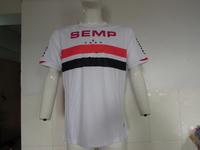 2015 Soccer Jerseys Sao Paulo Thailand Quality Football Jerseys Outdoor Fun & Sports Futbol Uniforms Free Shipping
