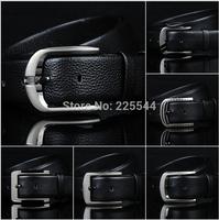 2014 new genuine  leather belt brand men belts designer  belts men belt  fashion strap