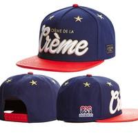 20 styles Cayler & Sons Snapback Hats creme de la gieme Men Hip Hop Baseball Caps brooklyn weezy kush biggie Sun Cap