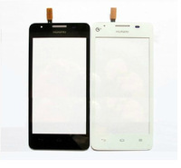 Black New Replacement  Original Touch Screen Touch Panel Digitizer for Huawei Ascend G510 U8951 U8951D
