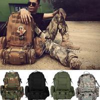 Men 3 Day Assault Large Tactical Outdoor Military Rucksacks Backpack Camping Bag