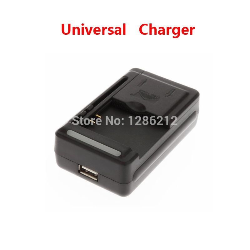 Original YIBOYUAN Mobile Phone Universal Battery Charger USB Portable Charger For Samsung for HTC for Nokia Free EU/UK/AU Plug(China (Mainland))
