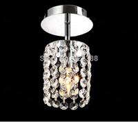 10CM Abajur Crystal Ceiling Lights Lustres De Sala Lamps For Home Modern Led Ceiling Light Living Room Plafond Balcony Lamp