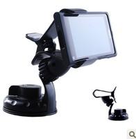 Clip-on navigation mount mobile phone holder multifunctional mount for  for apple   car cell phone holder