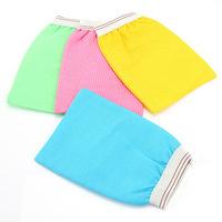 Family bathroom home care Cuozao gloves bath gloves bath towel to clean the skin every inch C1080