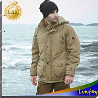 2014 TOP Quality Cotton 100% Brand Jackets For Men Coat Casual Outerwear Winter Coats Men Overcoat Plus Size Men's Winter Jacket