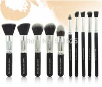 2014 New brand 10pcs Professional Cosmetic Makeup Brushes Set Foundation Brush Eyeshadow brush