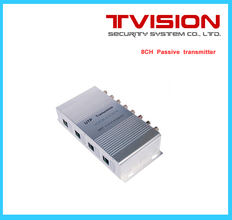 CCTV camera video balum 16channel security accessorie BNC passive transmitter 16CH10pcs/ lot tvision CCTV product manufacture(China (Mainland))