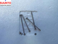Suunto core series of outdoor sports watch watchband screw --A set of flat screw (a screw + a nut) pair tools