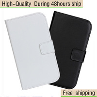 High Quality Genuine Leather Wallet Flip Stand Case Cover For Samsung Galaxy Neo i9060 Free Shipping UPS DHL EMS HKPAM CPAM