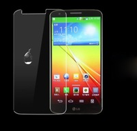 2014 New Premium Tempered Glass Screen Protector for LG g2 D802 Toughened protective film GDS TITAN series With Package