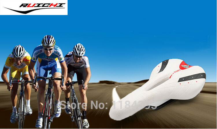 2014 Thick bike Bicycle cycling seat cover seat cover 3d three-dimensional breathable cycling specialized mountain bike saddle(China (Mainland))
