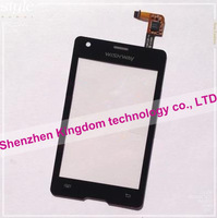 New 2014 items Free Shipping Touch Screen Front Panel Digitizer Glass Sensor Replacement For WISHWAY N619