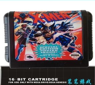 Sega 16bit MD карточных игр : X - человек X человек для 16 бит Sega MegaDrive бытие игровой консоли sinder 12 street fighter 2 jp 16 md sega megadrive 16 bit game card
