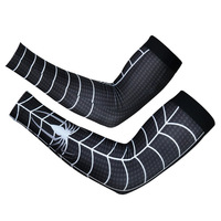 summer sun protective  cycling arm sleeves cycle bicycle mountain bike arm warmers men  sportswear equipment