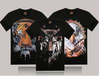 New 2014 Summer man brand t shirt camisetas masculinas blusas men's t-shirt Size ( M-XXXL) camisas tops & tees men T-shirt