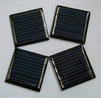 Free shipping . Factory direct 2v45ma solar panels diy toys produced polycrystalline solar panels students breadboard