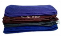 Free Shipping  75*37cm  Durable Fast Drying Microfiber Bath Towel GIC-HA619 Hair Salon Super Absorbent Towel Dry Hair (4 Color)