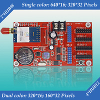 TF-RF-M RF communication P10 single color LED display control card