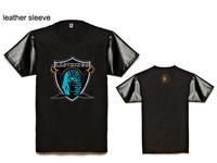 New arrival 2014  Last kings tee shirts short leather sleeve t-shirts LK o neck tees mens t shirt summer coat  free shipping