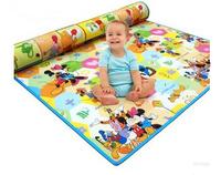 Free Shipping Baby toy Infant Crawling Mat Baby's Climb Pad /PE Picnic mat / play mat (200*180CM)
