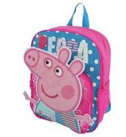 5pcs 2014 New hot  Peppa Pig School bag for Boys girls children Bag  with High quality