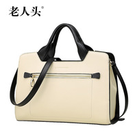 LAORENTOU women genuine leather bag new 2014 fashion wristlets designer handbags high quality shoulder bags ladies office bag