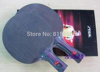 2PCS-STIGA OC pingpong balde OFENSIVE WOOD NCT CS/FL table tennis racket