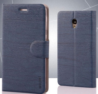 Mobile accessory cell phone case for lenovo S860 top quality PU bag for lenovo S860 with free shipping