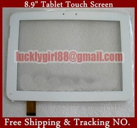 8.9 Inch MT89003-V2 MT89003-V1 Prestigio Touch Screen Panel 231*153mm FNF iFive X2 XII Tablet Digitizer Glass Sensor Replacement