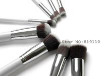 8pcs/set  Foundation Powder Blush Brush Make up set Tools Beauty Products Cosmetic kabuki brushes kit blending make up brush set
