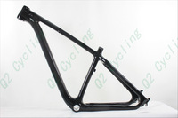 Q2 Carbon MTB 29er Mountain Bike Frame Weigh 1220g All Internal Routing but Top Tube B117