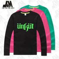 unkut t shirt party tshirt high quality t-shirt 100% cotton glow in the dark 4XL,5XL,6XL