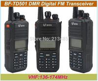 BFDX BF-TD501 VHF 136-174MHz DMR Digital FM Transceiver