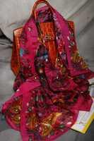 Ms 2014 M ~ Q ~ new high-grade silk scarves silk shawl counters
