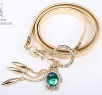 2014 New Hot Sale Euramerican Brief Fashion Golden Turtle Sexy Belt YL040