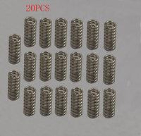 20pcs Leveling 8mm Extruder Springs for Reprap Prusa Mendel 3D Printer
