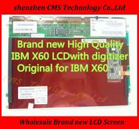 Original Brand new For IBM X60T X61T Laptop lcd touch screen LTD121KC9B HV121X03-100 AFFS LCD TFT Panel