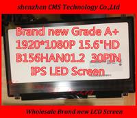 Wholesale Original Brand new A+ B156HAN01.2 LTN156HL05 LTN156HL07 LTN156HL01 B156HAN01.1 LP156WF4 SPU1 Laptop lcd led screen
