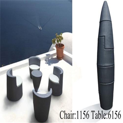 Mobiliário de jardim cadeira de vime giro J87(China (Mainland))