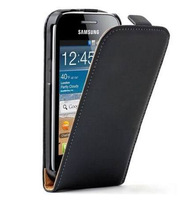 New Leather Pouch Flip Cover Case For Samsung Galaxy Ace Style G310