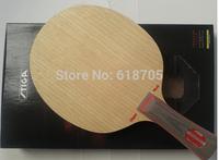 HOT-2PCS-STIGA CLIPPER WOOD table tennis racket GR30210 pingpong balde