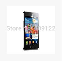 Fedex 1000pcs clear film guard Screen Protector For Samsung Galaxy S II S2 i9100