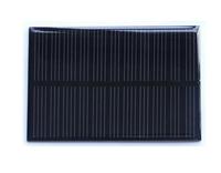 Free shipping .Portable solar panels. DIY solar panels environmentally .5.5 V 160ma 0.88W solar modules
