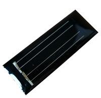Free shipping .Portable solar panels.solar panels environmentally.1v 35ma Students experiment monocrystalline solar panels
